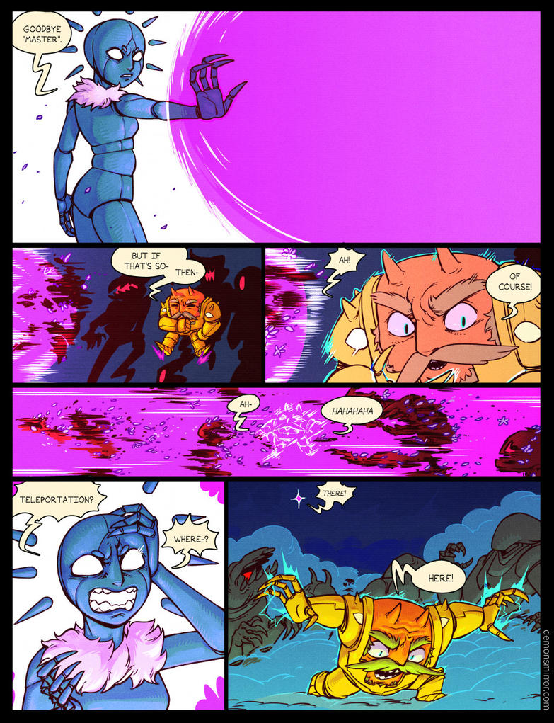 Demon's Mirror-page 257! by harrodeleted