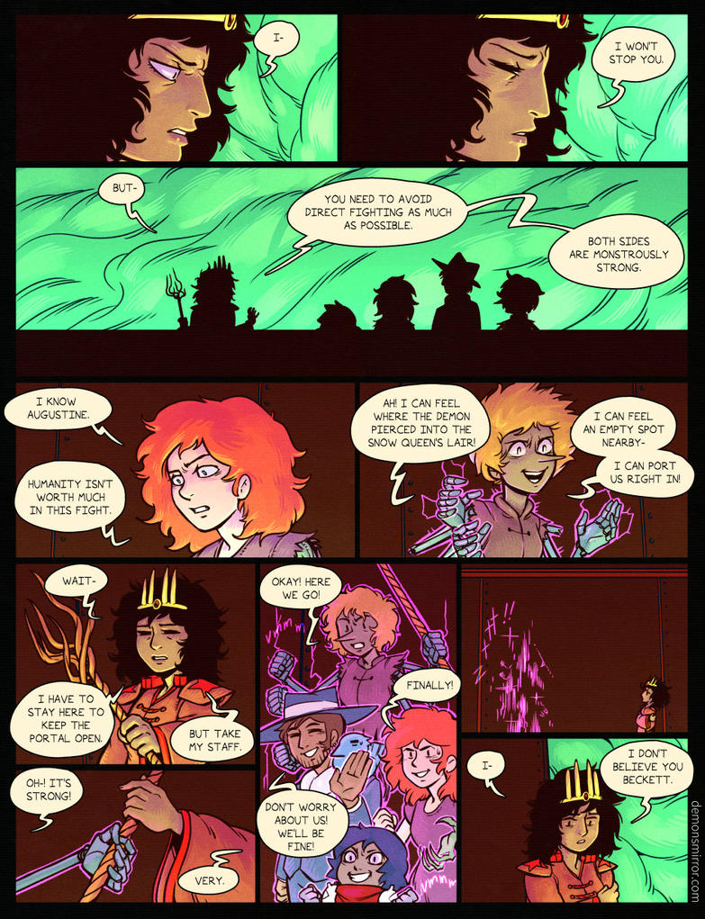 Demon's Mirror-page 264! by harrodeleted