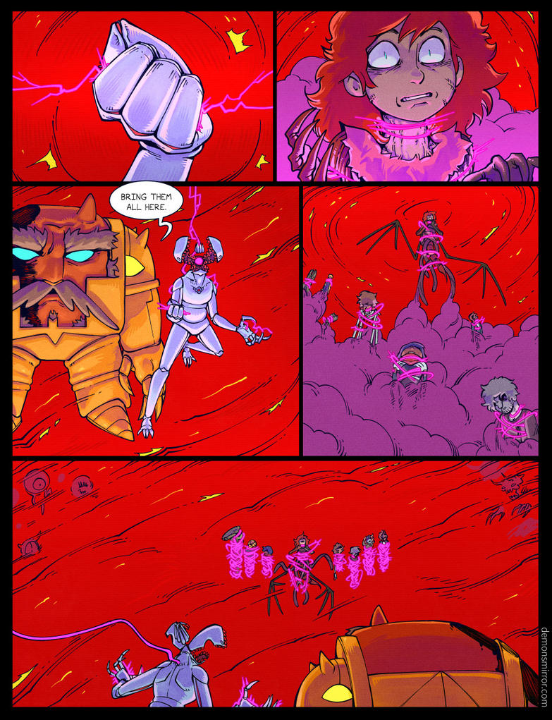 demon's Mirror-page 324! by harrodeleted