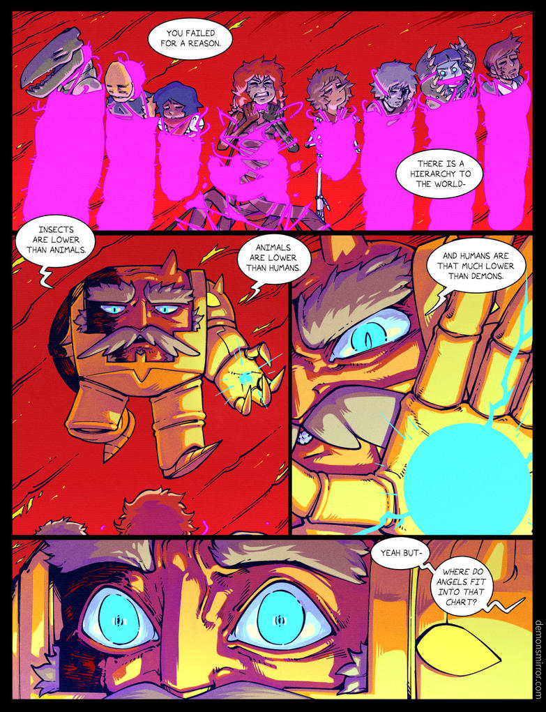demon's Mirror-page 325! by harrodeleted