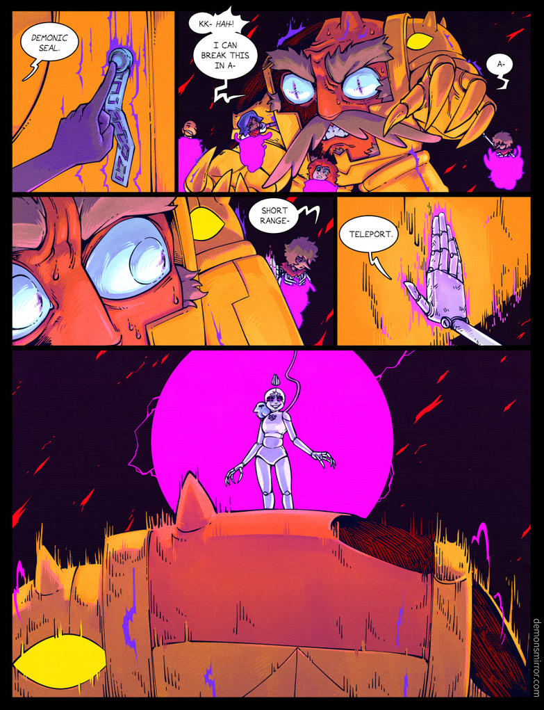 demon's Mirror-page 330! by harrodeleted