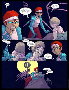 demon's Mirror-page 340!