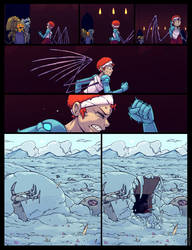demon's Mirror-page 343!