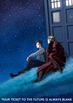 Doctor Who Trigun