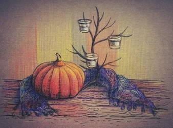 October 19 by nokeek