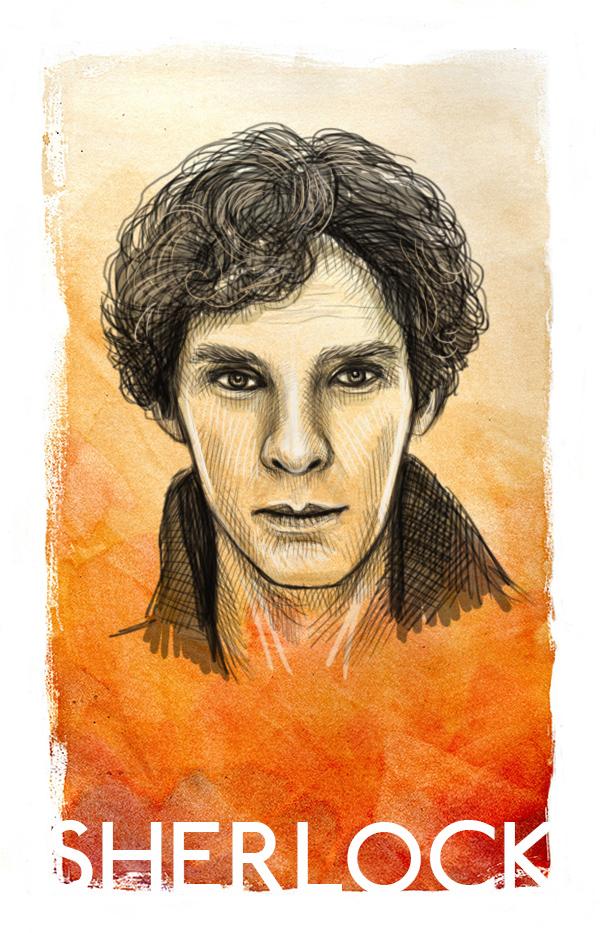 Sherlock by nokeek
