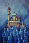 Mountains Castle