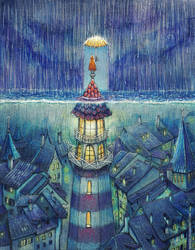 Too Much Rain by nokeek