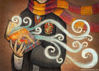 Books Magic