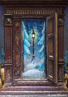 Narnia Christmas Card by nokeek