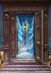 Narnia Christmas Card
