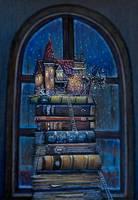 Castle Book by nokeek