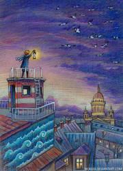 Lightkeeper by nokeek
