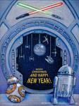 Star Wars Christmas by nokeek