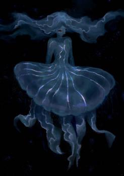 Another Jellyfish Mermaid