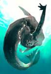 Leopard Seal Mermaid