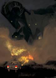 Dusty Road by salamispots