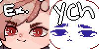 F2U Pixel base/YCH