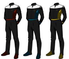 Star Trek Uniform Concept 1 by Corem