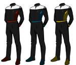 Star Trek Uniform Concept 1
