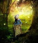 Magic Garden by BeautifulBizarreMag