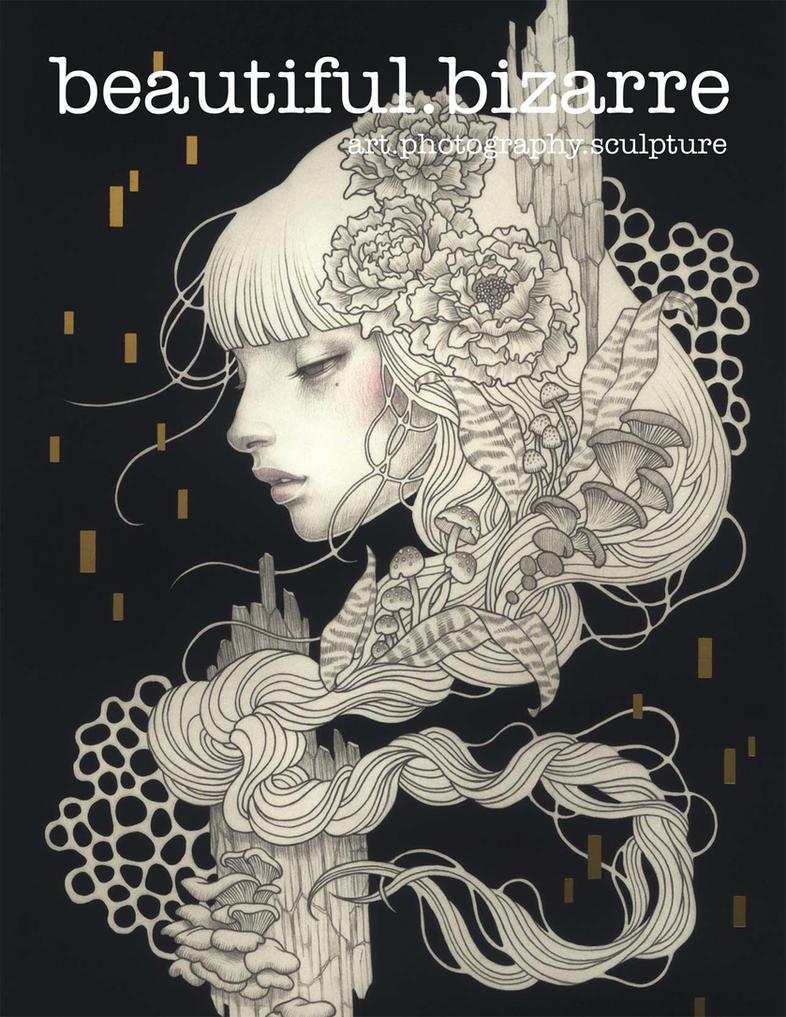 beautiful.bizarre magazine: Dec 2013 Issue by BeautifulBizarreMag