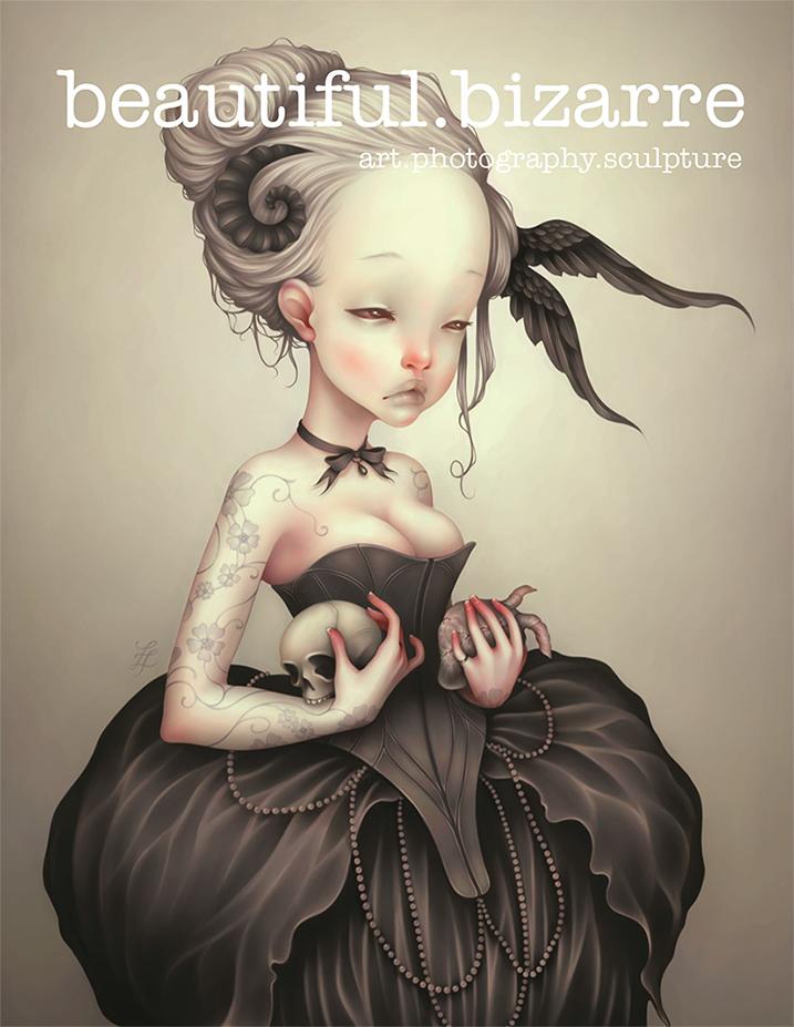 beautiful.bizarre magazine - Issue 006 Cover by BeautifulBizarreMag