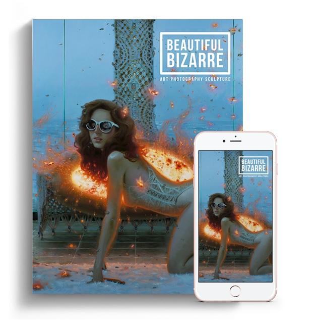 Beautiful Bizarre Magazine issue 018 by BeautifulBizarreMag