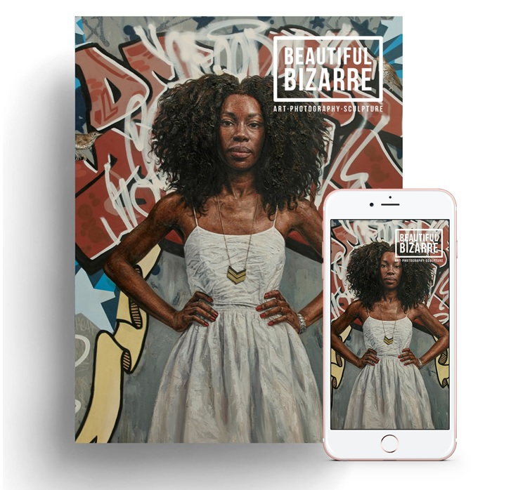 Beautiful Bizarre Magazine issue 019 by BeautifulBizarreMag