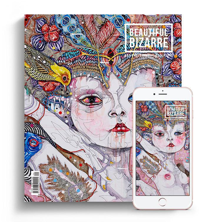 Beautiful Bizarre Magazine issue 020