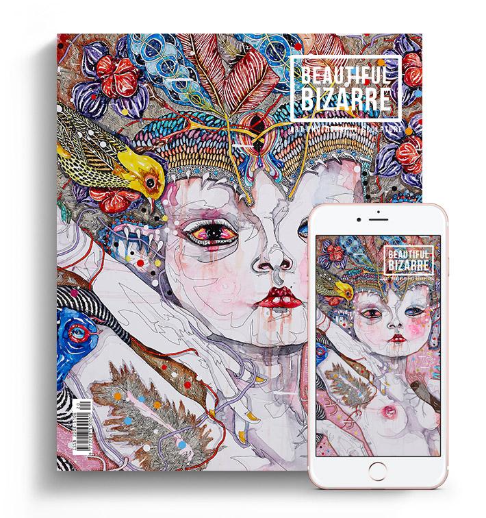 Beautiful Bizarre Magazine issue 020 by BeautifulBizarreMag