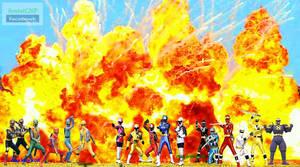 All Ninja Sentai