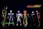 Kamen Rider Faiz All Rider cplo-smc
