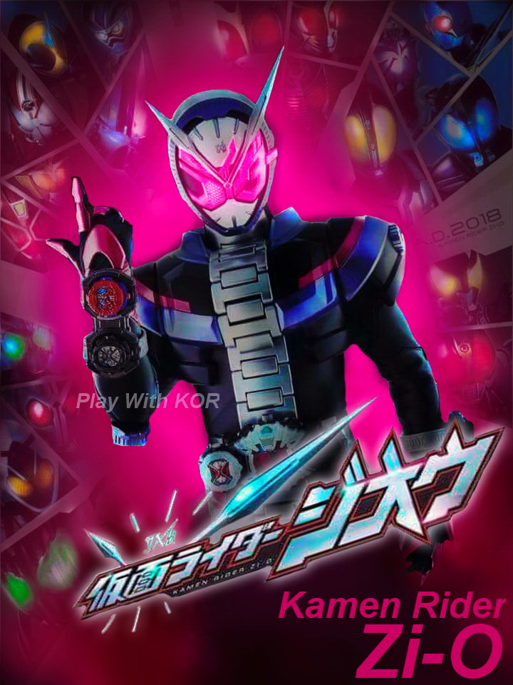 Kamen Rider ZI-O on JumPic com