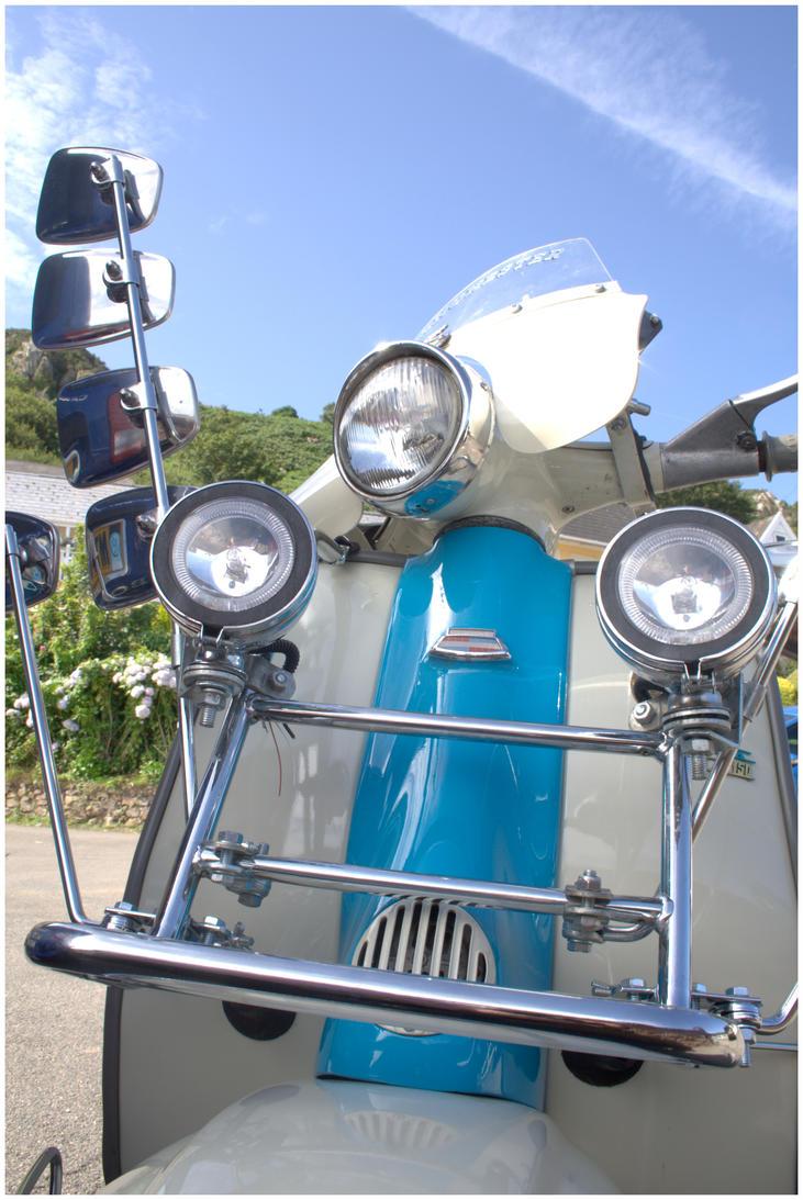 Lambretta by czakalwe