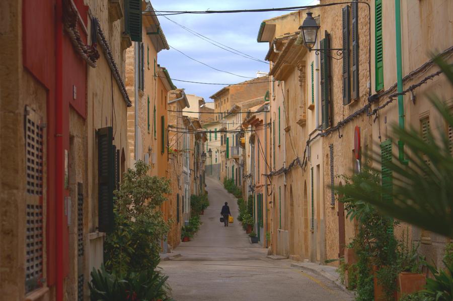old street by czakalwe