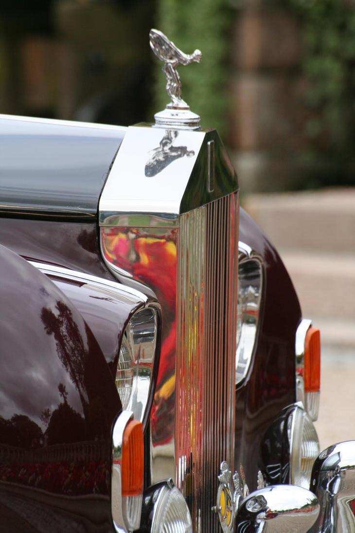 Rolls RoyceSilver by czakalwe