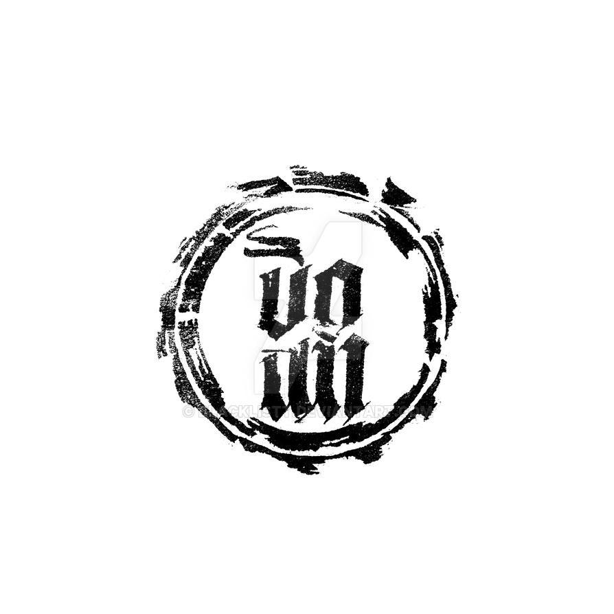 Nu logo by blacklistt