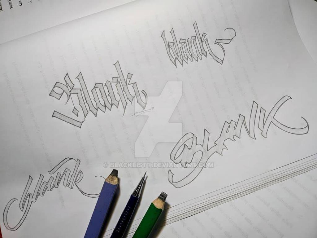Blank by blacklistt
