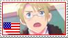 APH- America Stamp by HidanKakuzuPsychoGal