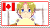 APH- Canada Stamp