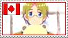 APH- Canada Stamp by HidanKakuzuPsychoGal