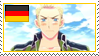 APH- Germany Stamp by HidanKakuzuPsychoGal