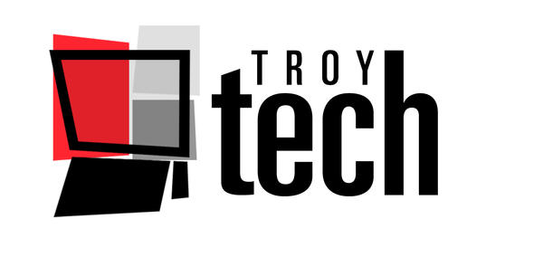 Troy Tech Program Logo by ph33lth3lov3
