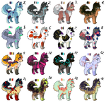 Palette Canine Adopts 2 - OPEN