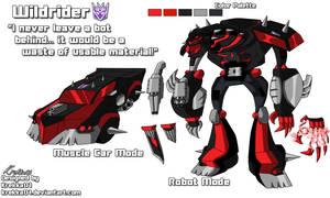 TFA WildRider