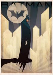 batman by FernandoLucas