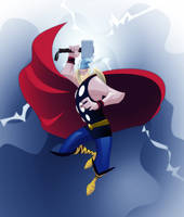 Thor by FernandoLucas