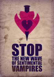 stop sentimental vampires by FernandoLucas