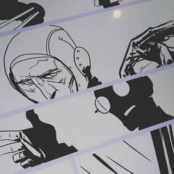 wip comic by FernandoLucas